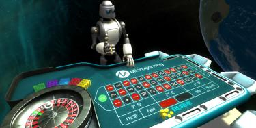 table roulette realité virtuelle NetEnt